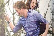 Bella a Edward/Kristen a Robert
