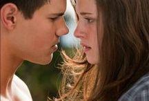 Bella a Jacob/ Kristen a Taylor