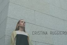 S/S 2014 CRISTINA RUGGIERO / Capsule collection sartoriale