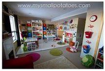 Organizarea jucariilor / Cum sa tinem sub control toate jucariile celor mici