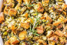 thanksgiving recipes / Thanksgiving Recipes, Wines and Table Decor