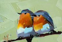 uccellini&volatili vari