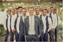 Groomsmen Outfits / (including Taylor)