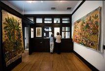 "Brattleboro, Vermont, Exhibit 2015 / ""Children of the Oasis"" at the Brattleboro Museum and Art Center, Vermont, USA March 14 - June 21, 2015 http://www.brattleboromuseum.org/2015/01/28/children-of-the-oasis/"