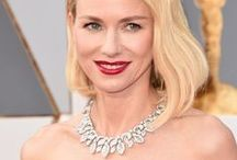 Awards Season Fashion & Beauty / The best fashion and beauty looks from the Golden Globes, Academy Awards, and more.