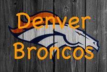 Football / War Eagle! Go Broncos!