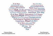PDA en español / PDA (Pathological Demand Avoidance) en Español. Condición dentro del espectro autista (TEA). Más información sobre PDA en www.autismo-pda.com