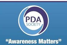 PDA (Pathological Demand Avoidance) - English