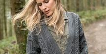 Key Knits / Our stunning knitwear is made from the finest natural fibres because they are renewable, sustainable and a pleasure to wear.