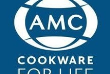 Heleen cooks with AMC cookware