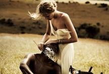AFRICA + FASHION EDITORIALS