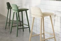 Perfect bar stools for the kitchen / We're always on the look out for that perfect bar stool. See what we've been checking out...