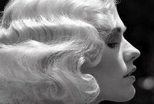 Hair / Vintage inspired hairstyles. / by Zoe Vine