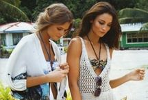 Brownberry Summer Style / A Brownberry girl's favorite looks this summer to make your glow pop.