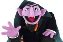 Count Von Count / My favourite guy!