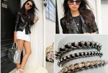 Leather  / Leather&fashion&Women&jewelry&  Everything about Leather