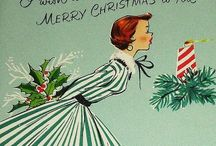 Vintage Crimbo / All things vintage Christmas.