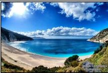 Exotic Beaches in Greece! / by Mythical Greece