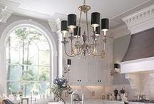 Valances / The gorgeous pieces that usually fit above your sink and window, creating a finished look.