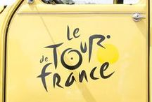 Tour de France <3 and just cycling...:-) / Summer's most beautiful adventure