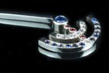 Fine jewellery / Entirely handmade jewellery