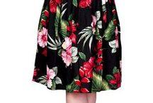 Circle Skirts / Vintage style circle skirts