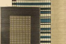 Floor Mats from GreenEarth / Natural fibre hand woven mats/ rugs