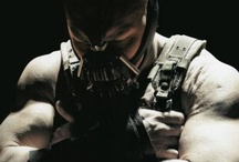 ALL ABOUT BANE / by Anders Farley