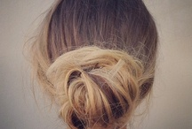 Hair Updo's / Hair-up tips and looks
