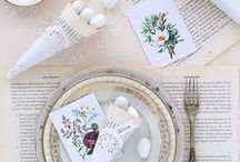 Wedding Papercrafts / Make the big day extra special with these amazing craft ideas
