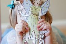 Crafting For Kids / Get the whole family involved in these fun and colourful projects