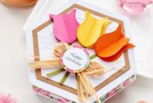 Easter & Spring Papercrafts / Get inspired for Easter and springtime papercrafting with our pick of the best ideas from around the web