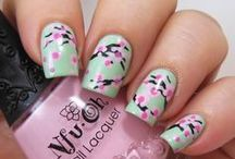 Nail Art / A selection of eye-catching designs we can't wait to try