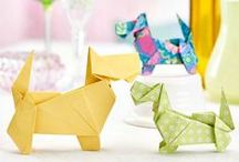 Origami Makes / Be inspired by our favourite origami projects