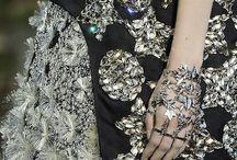 Love Black & White! / Always stylish, gives you freedom to embellish!