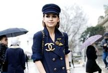 Miroslava Duma and the rise of the Russian fashion pack... / Documenting some of Russia's most influential fashionista's.