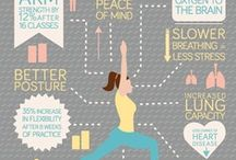YOGA makes you YoungOpenGraciousAlert / Sometimes all you need is INSPIRATION