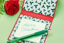 Christmas Papercrafts / From handmade advent calendars to mini gift boxes, find inspiration for your Christmas papercrafts
