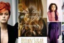 Hair / ΗairChalk της L'Oreal VS Elumen  Goldwell. Tι να επιλέξω;  http://www.staxtopouta.gr/2013/12/hairchalk-vs-elumen-goldwell-ti-hair.html