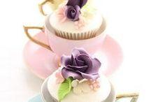 Cupcakes encore et encore...