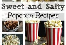 Popcorn Poppin' Month (OCTOBER)