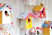 Upcycling Ideas / Find our favourite upcycled projects - with a papercraft twist, of course!
