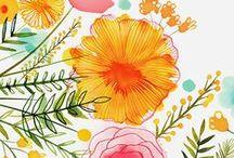 Illustrations / Beautiful artwork