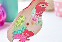 Papercraft Creatures / Adorable papercrafted (and sometimes real!) animals to make you smile