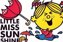 Mr. Men™ Little Miss™
