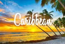 Caribbean / Feel the heat and grab some Caribbean #DestinationInspiration