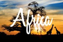 Africa / Grab some #DestinationInspiration images of Africa