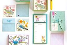 Stationery Crafts / We just can't get enough of beautiful stationery