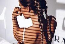 ⏀ hair ⏀