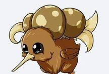 Pokemon Fusion Art